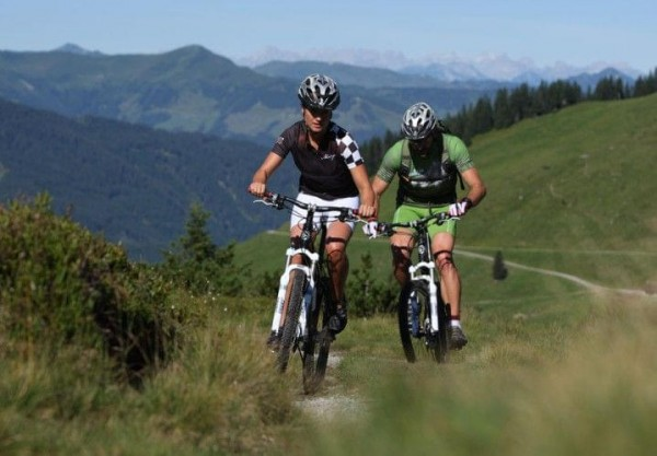 Mountainbike Touren
